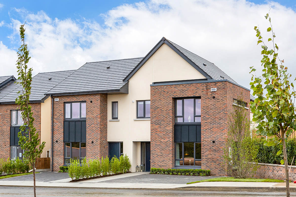 Linefield, housing development in Drogheda